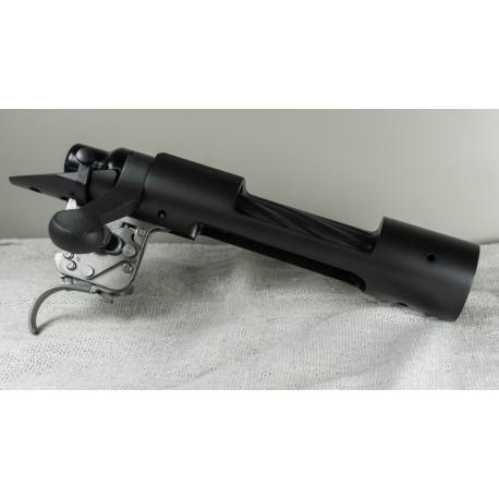 Remington Model 700 Short Action PPC RH w/ PTG Bolt, Rem Trigger, and Emma Creek Scope Mount
