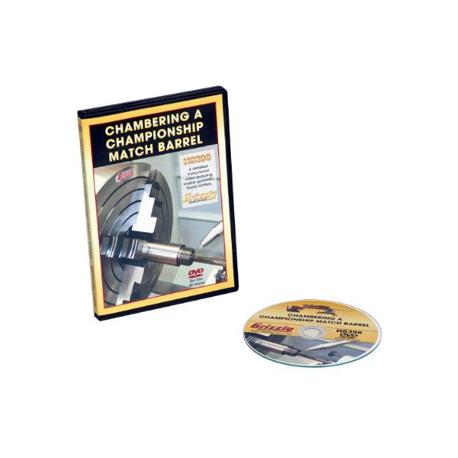 Chambering A Championship Match Barrel DVD