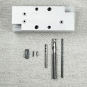 Complete Large Sako Extractor Installation Kit with Milling Jig