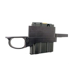 "Model 7 ""Stealth"" DBM for AR-15 Mags + .223 5 Round Mag"