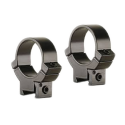 [e]Warne 30mm High Ring Height .22 Rings with Gloss Finish