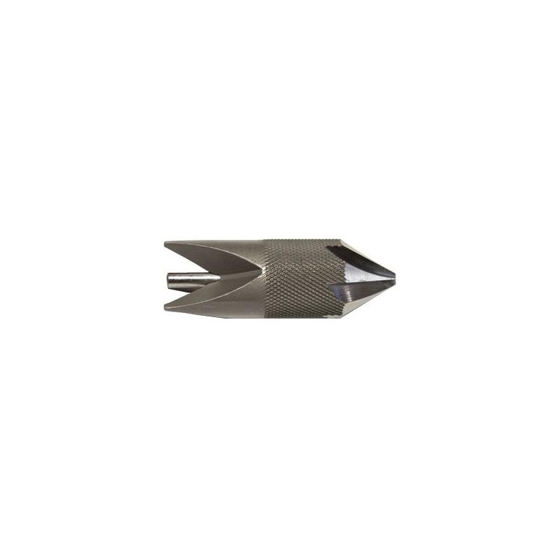 chamfer tool. chamfer \u0026 deburring tool - .17 to .45 caliber