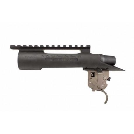Remington Model 7 / XP-100 Varment Action + Rail