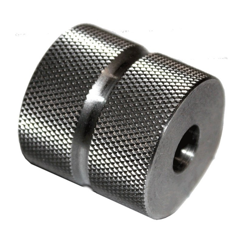 Muzzle brake cap thread protector pacific tool and gauge