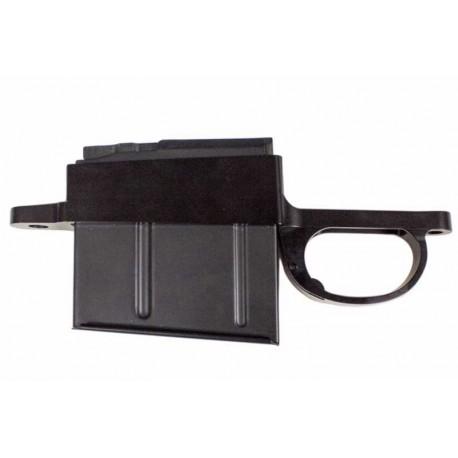 Remington (LA) 700 Flush Mount Detach Mag Bottom Metal - Orbindorf M5 Style