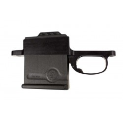 [Z001]Remington (SA) 700 Detachable Mag Bottom Metal - Flush Mount Oberndorf M5 Style