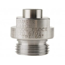 "Bolt Face Truing Cutter Guide Mauser 1.10""-12 Thread 60°"