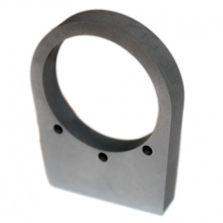 "0.250"" (1/4"") Recoil Lug 3 Pinhole O/S 1.075 Bore Taper - SS"