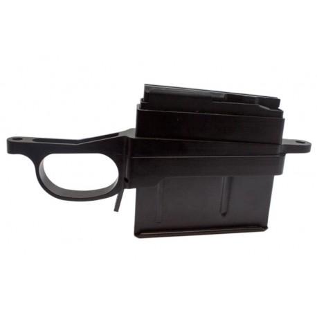 CZ 550 LA Detachable Mag Bottom Metal