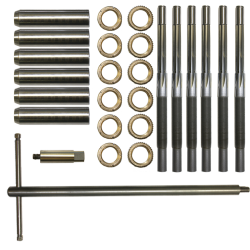 PTG Multi Caliber Premium Uni-Throater Kit - Straight Flute