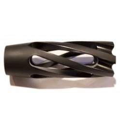 PTG Spiral Muzzle Brake 1/2-28