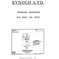 Kynoch LTD. Working Drawings