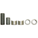 .Adjustable Pillars Bedding Column Set