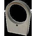 "[002]0.2285"" Recoil Lug Taper O/S - 1 Pin - SS 1.080 Bore Hole"