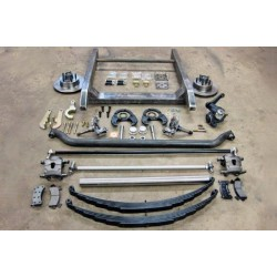Chevy Gasser Kit for 1955 - 57 Chevy