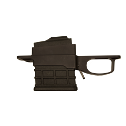 Clearance: Winchester Model 70 Wide Mouth and Wide Mouth FN Police (SA) Stealth Detachable Mag Bottom Metal