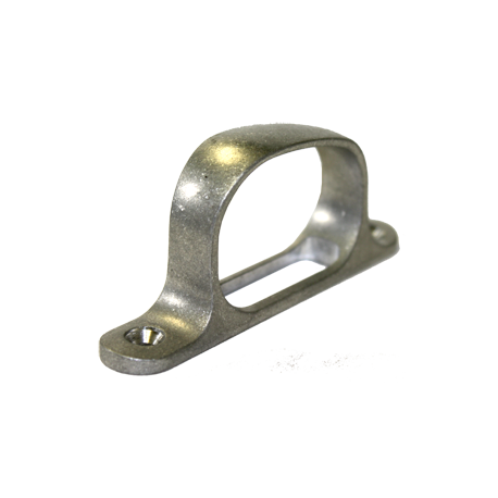 Remington 700 Trigger Guard - Silver Aluminum