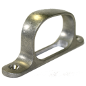 Remington 700 ADL Trigger Guard - Silver Aluminum