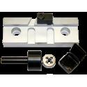 Bolt Knob Remover & Threading Kit for Mills