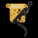 [a]Timney Remington 700 Calvin Elite Adjustable Trigger, Gold
