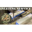 Mauser Bottom Metal Inletting Service (Does not include return Shipping)