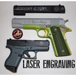 Laser Engraving / Etching