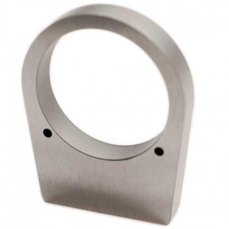 "0.350"" Recoil Lug Taper 2 Pin Hole Long - SS"