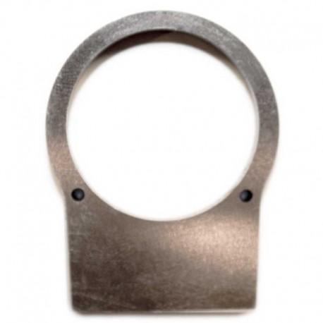 """0.250"""" (1/4"""") 1.070 BORE Recoil Lug Slight Taper 2 Pin Hole - SS"""