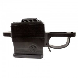 PTG Remington Short Action (SA) Tactical Stealth M5 Detach Mag Bottom Metal