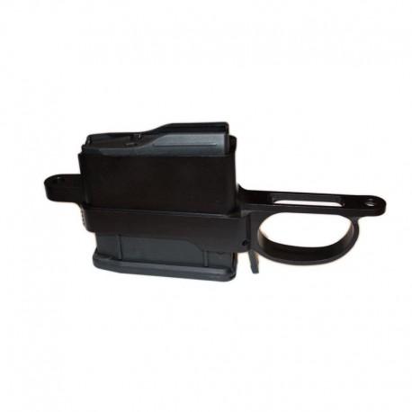 Remington 700 (SA) Detachable Mag Bottom Metal(BDL / DBM) - Pacific
