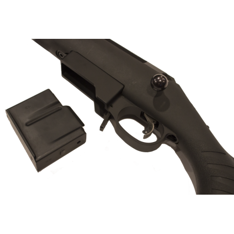 Ruger American Short Action (SA) Detach Mag Bottom Metal