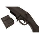 [Z001]Ruger American Short Action (SA) Detach Mag Bottom Metal
