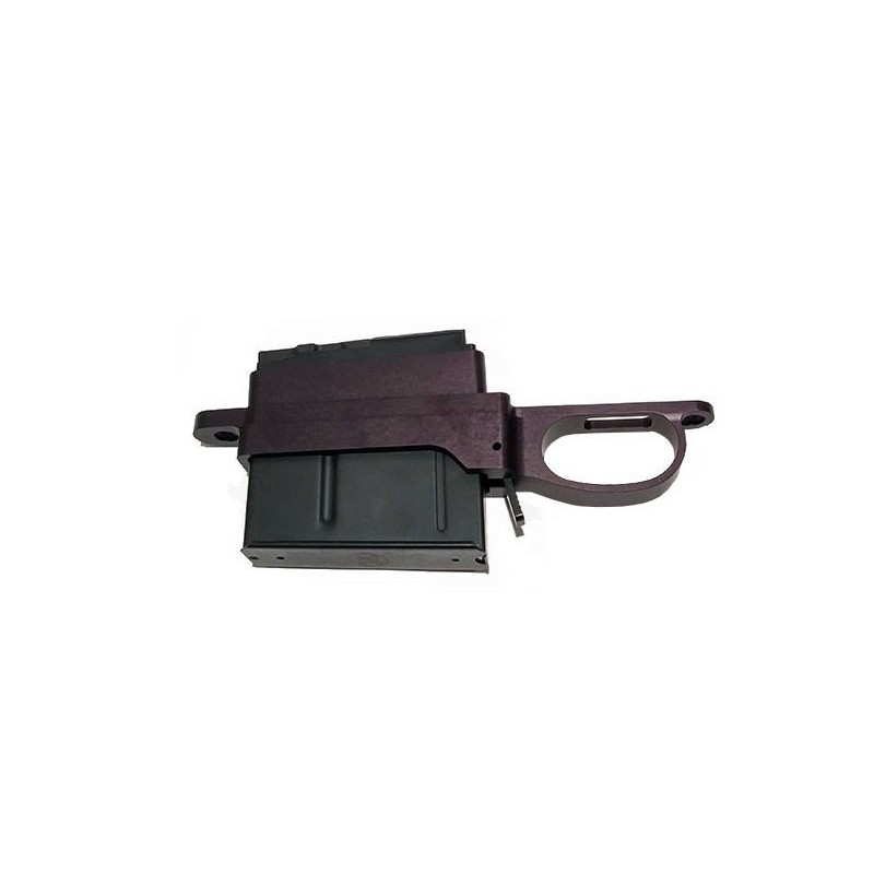 Winchester Model 70 and FN Police SPR (LA) Stealth Detachable Mag Bottom  Metal