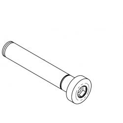 BOLT 3/8-40 - Adj Tail Stock - PTG-10335-004
