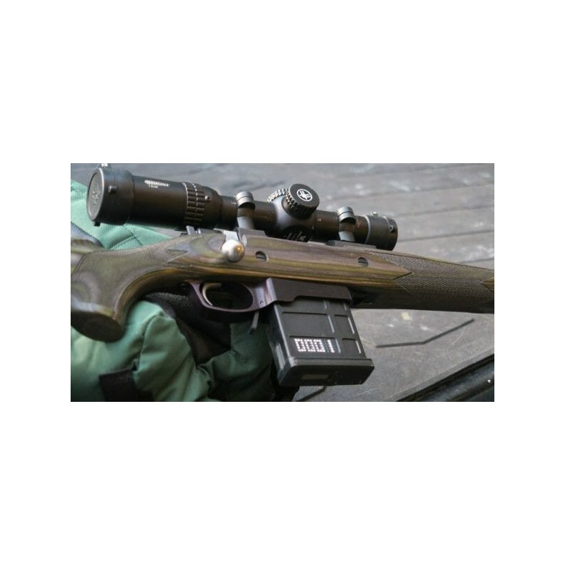 Ruger M77 Mark II LA Stealth Detachable Mag Bottom Metal