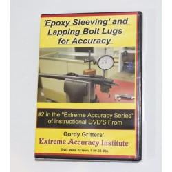 Epoxy Sleeving and Lapping Bolt Lugs for Accuracy by Gordy Gritter