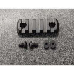 Magpull M-LOK Aluminum 5 Slot Picatinny Rail Section