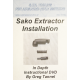 Sako Extractor Installation DVD