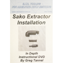 GTR Sako Extractor Installation DVD