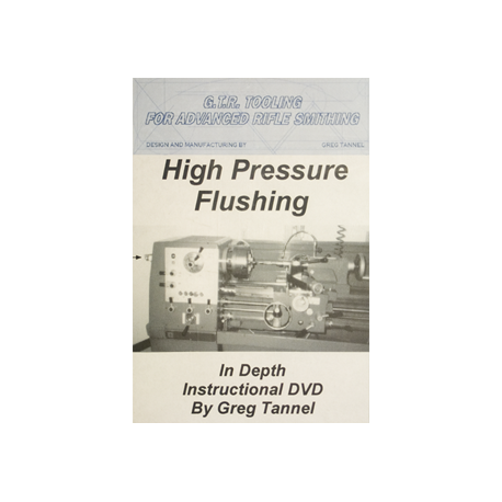 GTR High Pressure Flushing DVD
