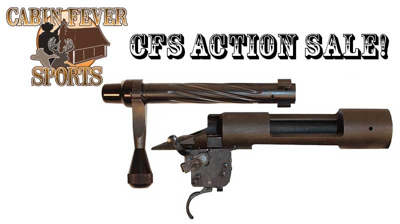 CFS Shot Show Remington 700 Action Sale