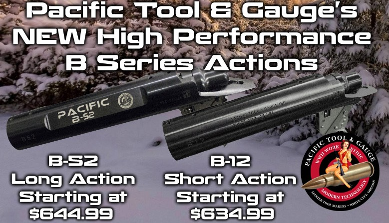 Pacific Tool & Gauge B Series
