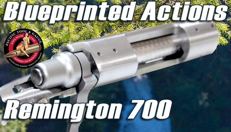 Blueprinted Remington 700