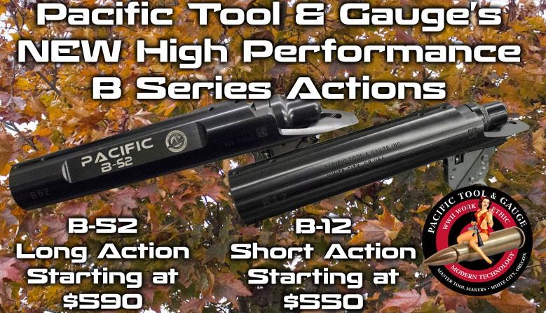 Pacific Tool & Gauge B Series