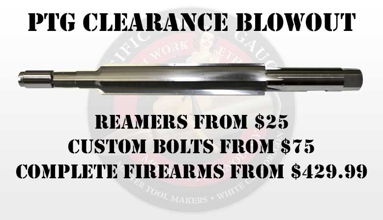 PTG Clearance Blowout!
