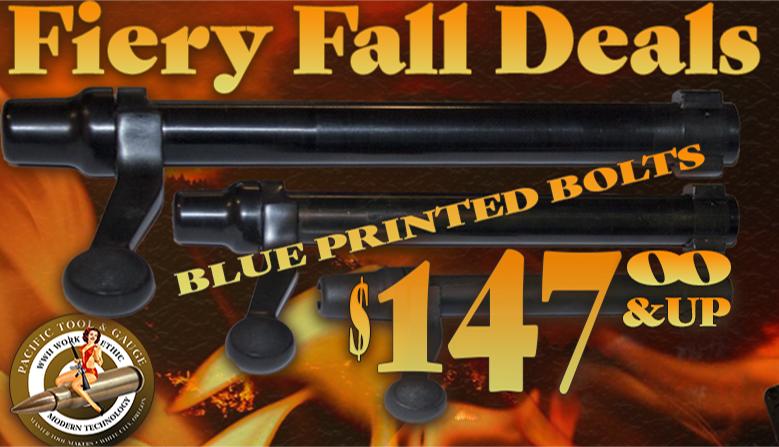 Fiery Fall Deals