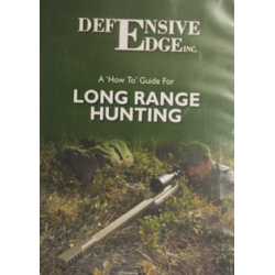 "Defensive Edge - A ""How To"" Guide for Long Range Hunting DVD"