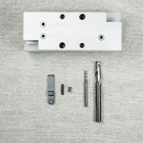 Complete M16 Extractor Installation Kit with Milling Jig