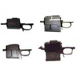 Remington (SA) 700 Stealth Detach Mag Bottom Metal - Tactical M5 Style