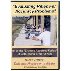 Evaluating Rifles for Accuracy Problems DVD